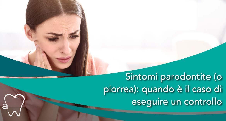 sintomi parodontite - Studi dentistici Amadental