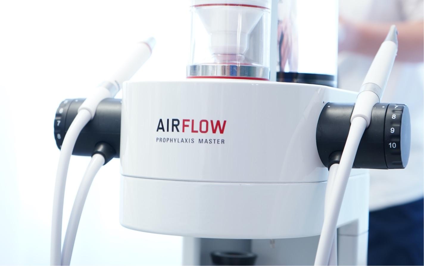 Air Flow | Dentista a Magnago, Magenta, Milano 7 | Amadental