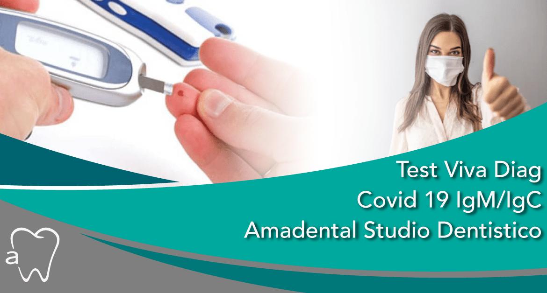 Test Viva Diag Covid-19 |Amadental