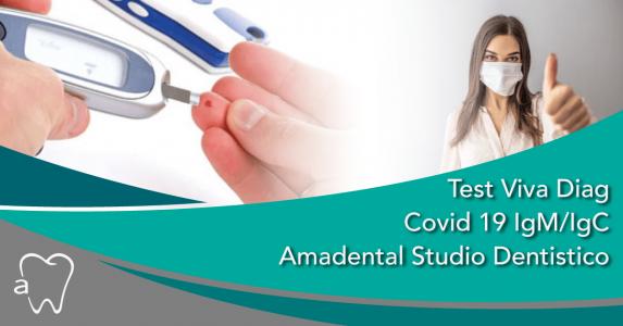 Test Viva Diag Covid-19  Amadental