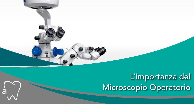 Microscopio Operatotio - Amadental - Dentista Milano - Dentista Magenta - Dentista Magnago