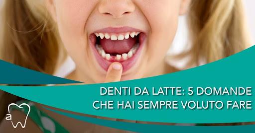 denti da latte perché sono importanti
